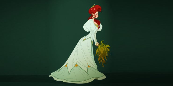 10 Drawings Of Historically Accurate Disney Princesses