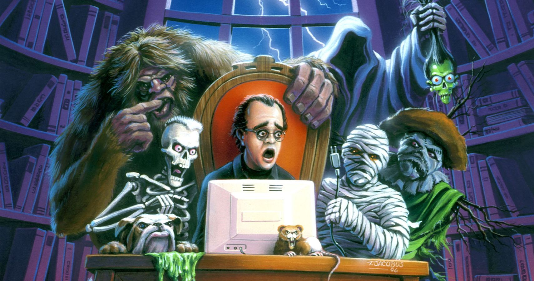10 Scariest Goosebumps Monsters Ranked Screenrant