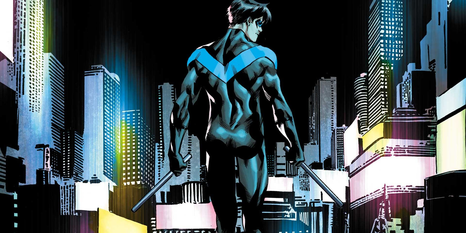 Dick Grayson Butt