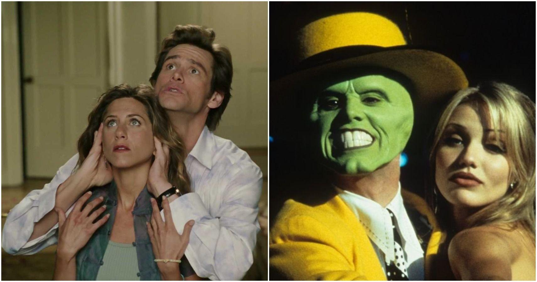 10 Best Jim Carrey Comedies, Ranked (According To IMDb)