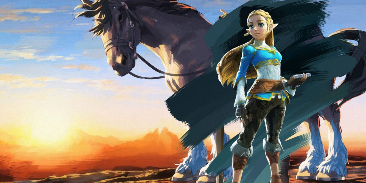 Breath Of The Wild 2 Playable Zelda Theory Why It Will Finally Happen