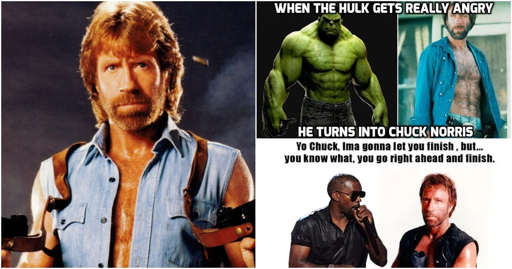 15 Chuck Norris Memes That Are Too Hilarious For Words