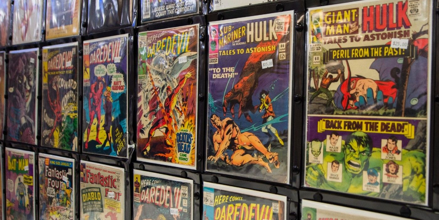 What Help Is Out There for Comic Book Stores? | Screen Rant
