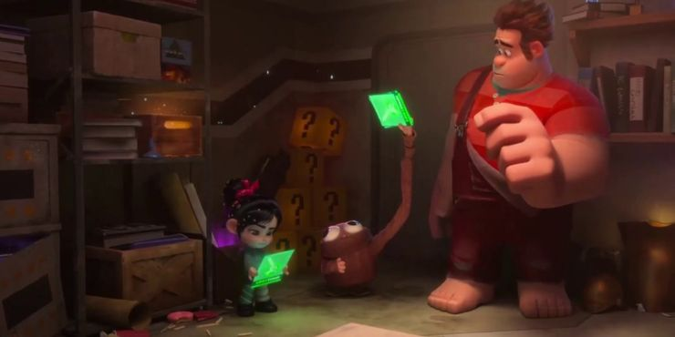 Wreck It Ralph 2 10 Interesting Facts About Shank Other Side Characters