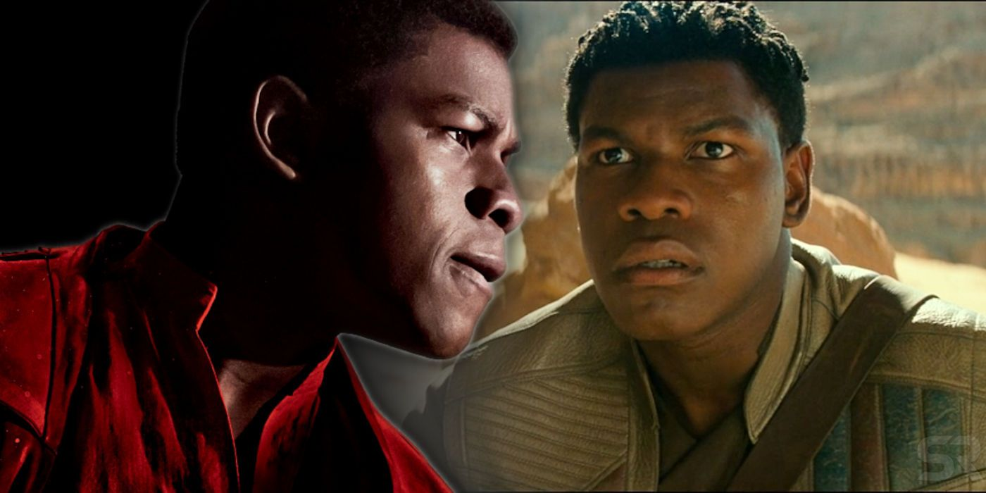 Last Jedi Was The Only Star Wars Movie To Give Finn A Good Story