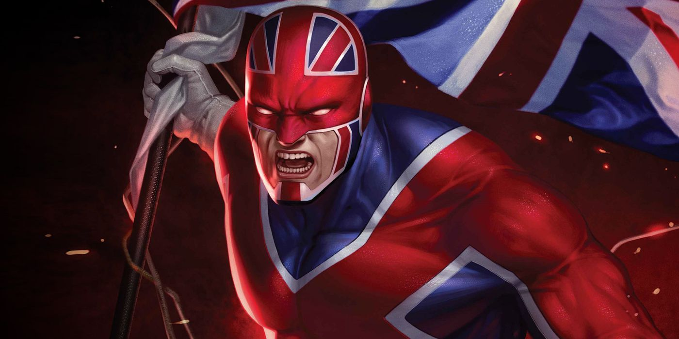 Marvel's CAPTAIN BRITAIN Corps Has Officially Been Replaced
