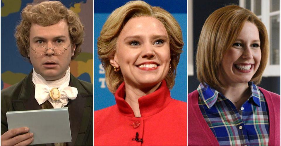 Women cast members snl Saturday Night