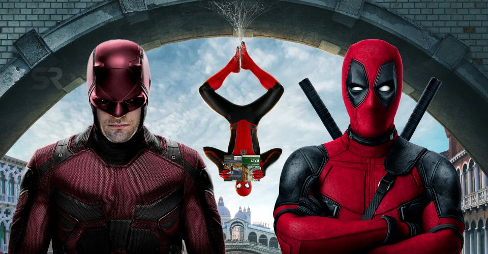 Spider Man 3 Fan Poster Features Deadpool And Daredevil Joining The Mcu