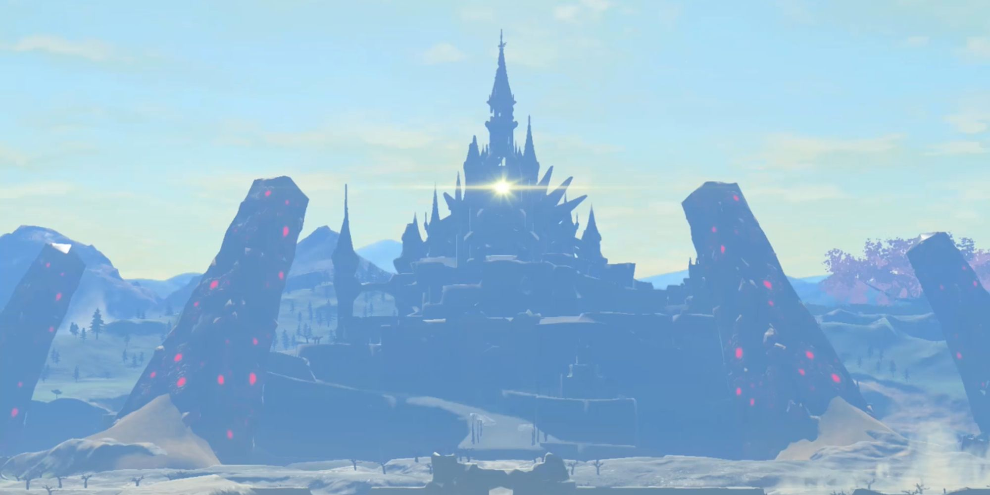 Zelda Breath Of The Wild How To Get Into Hyrule Castle