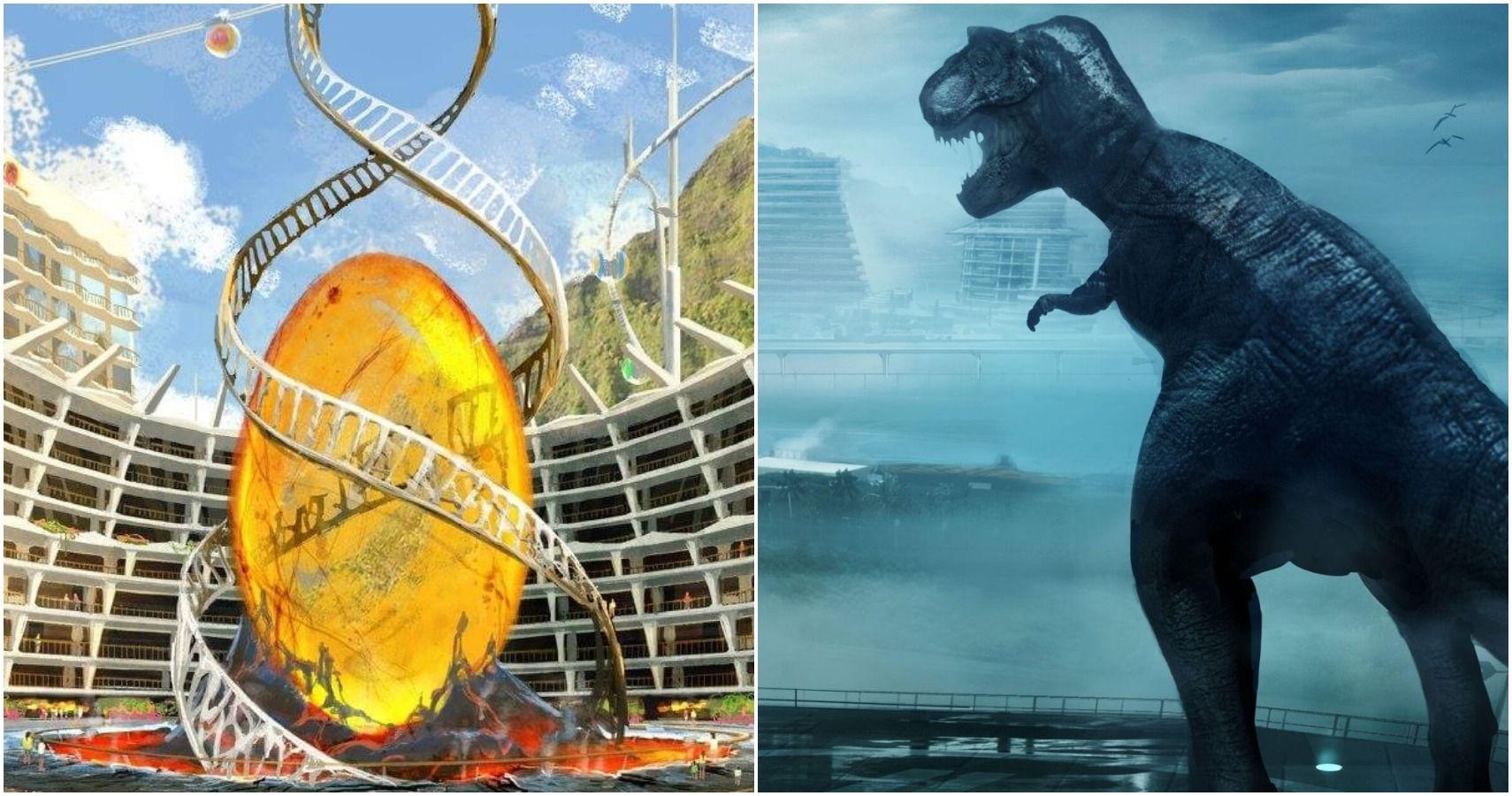 Jurassic World смотреть онлайн