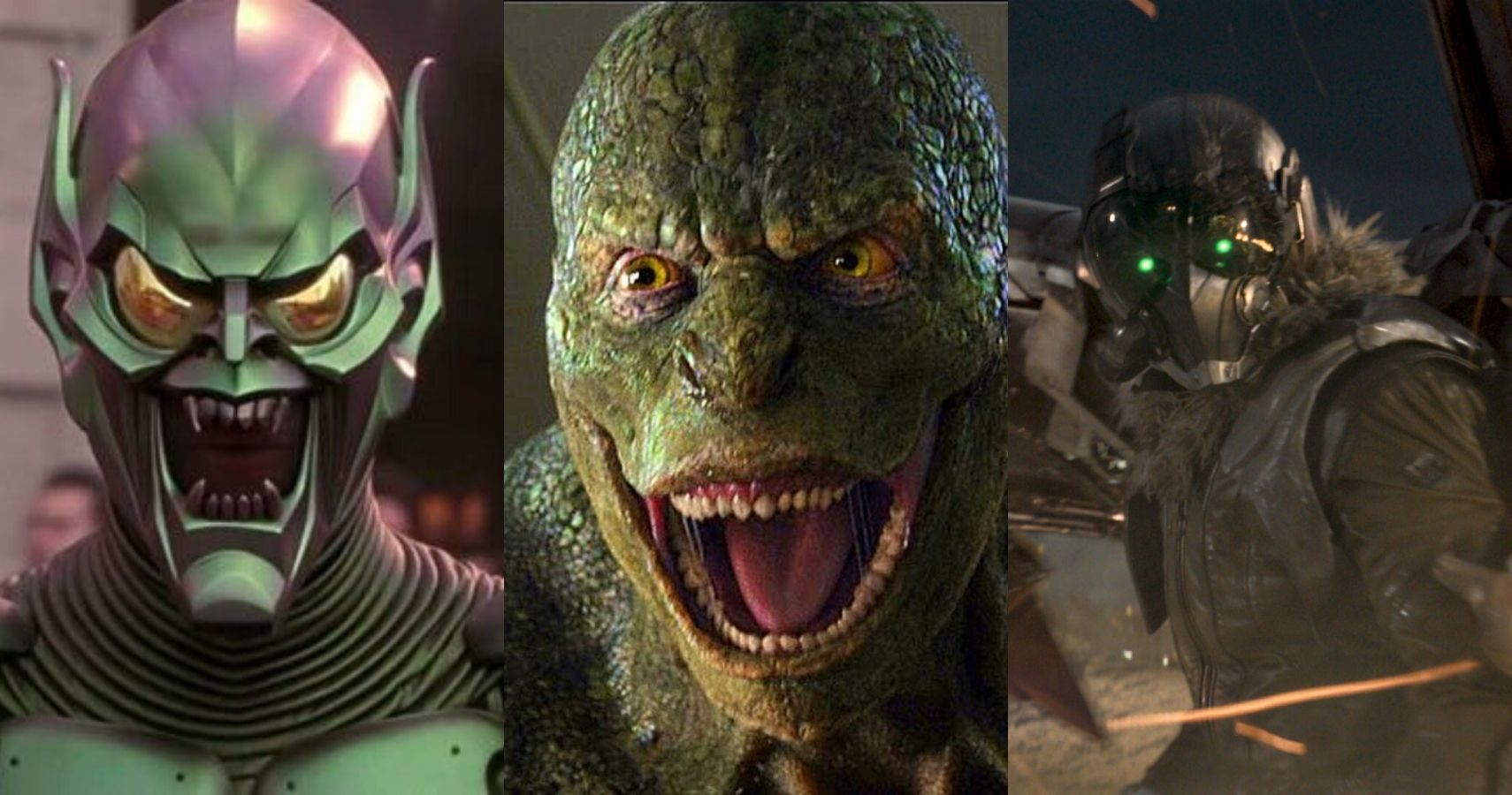 Spider Man Ranking All Movie Villains By Least To Most Lame