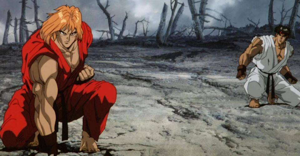 10 Things You Never Knew About The Street Fighter Ii Animated Movie
