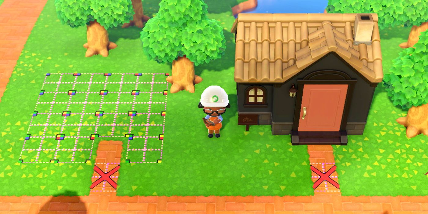 Animal Crossing Grid Designs Are Perfect For Island Organization