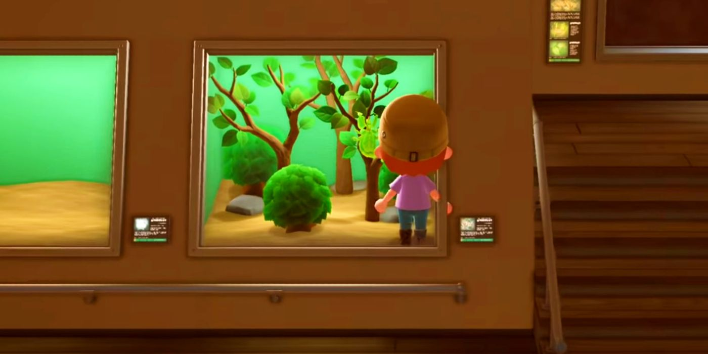 Animal Crossing: New Horizons Museum Contains A Hidden Animal