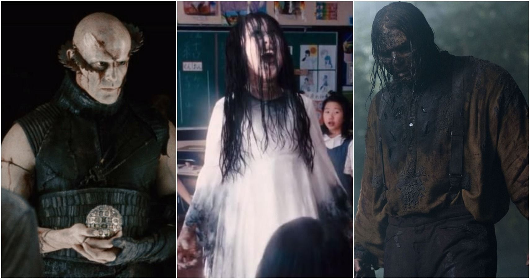 The 10 Scariest Monsters In The Cabin In The Woods Ranked