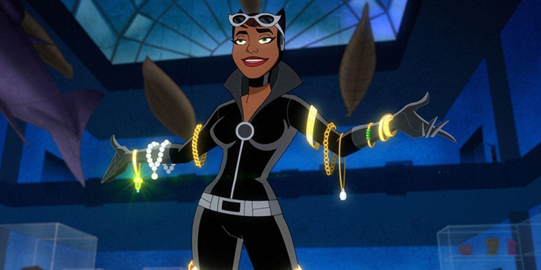 Catwoman Voice Actress Responds To Cut Batman Sex Scene Debate