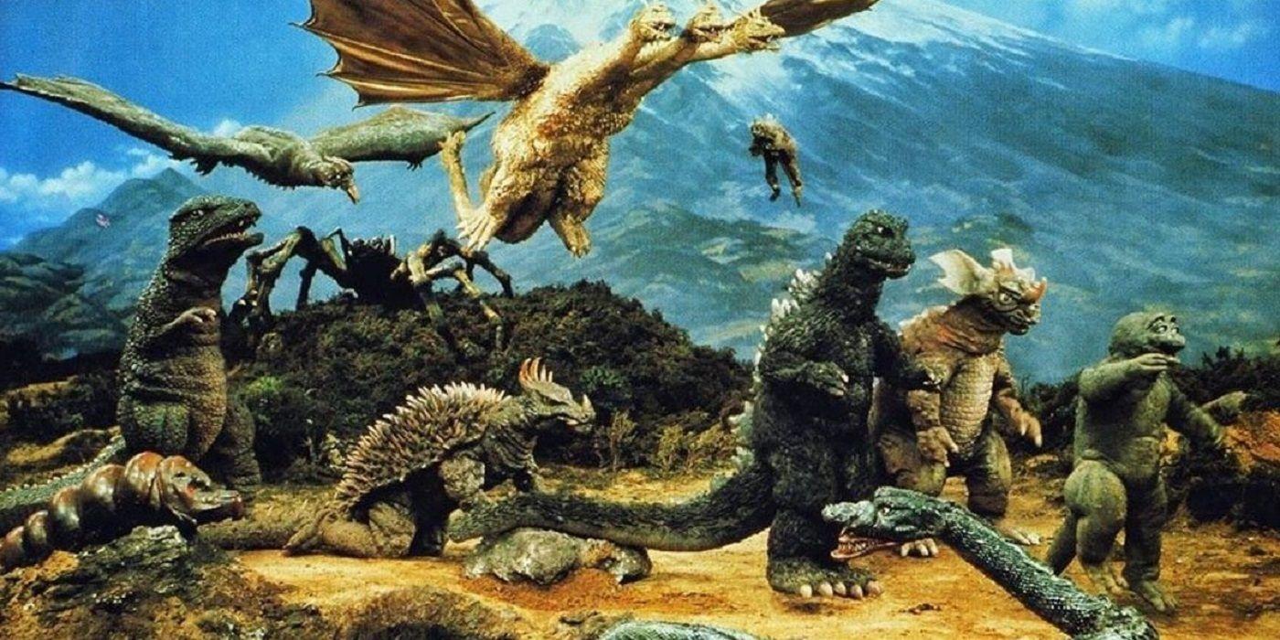 Escritor de Godzilla vs. Kong quer um filme do MonsterVerse sem humanos 1