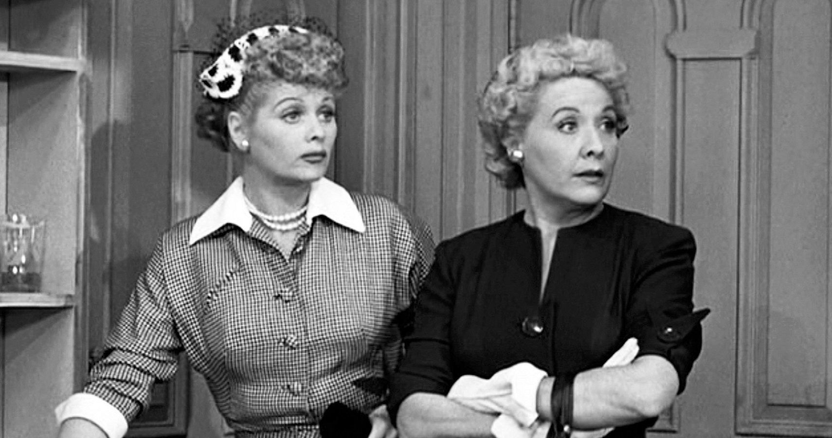 I Love Lucy 10 Times Lucy Ethel Defined Friendship Goals
