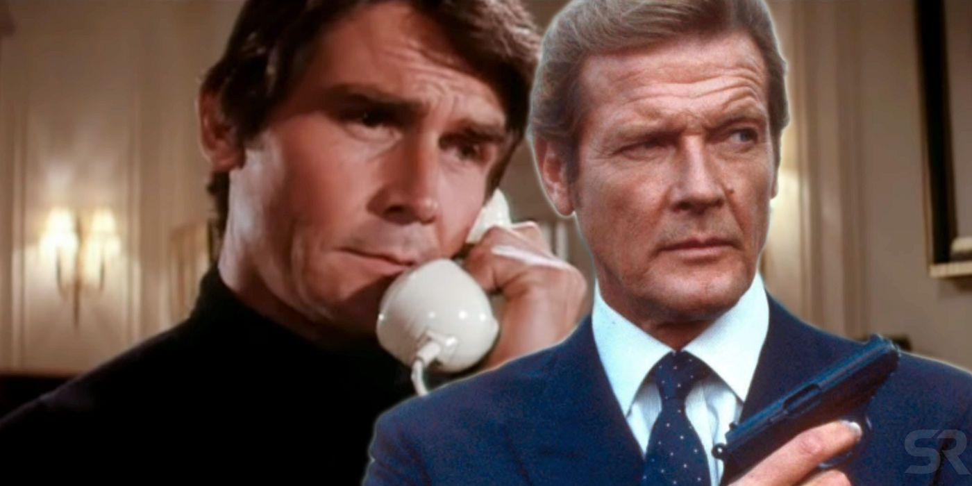 James Brolin Almost Replaced Roger Moore as James Bond