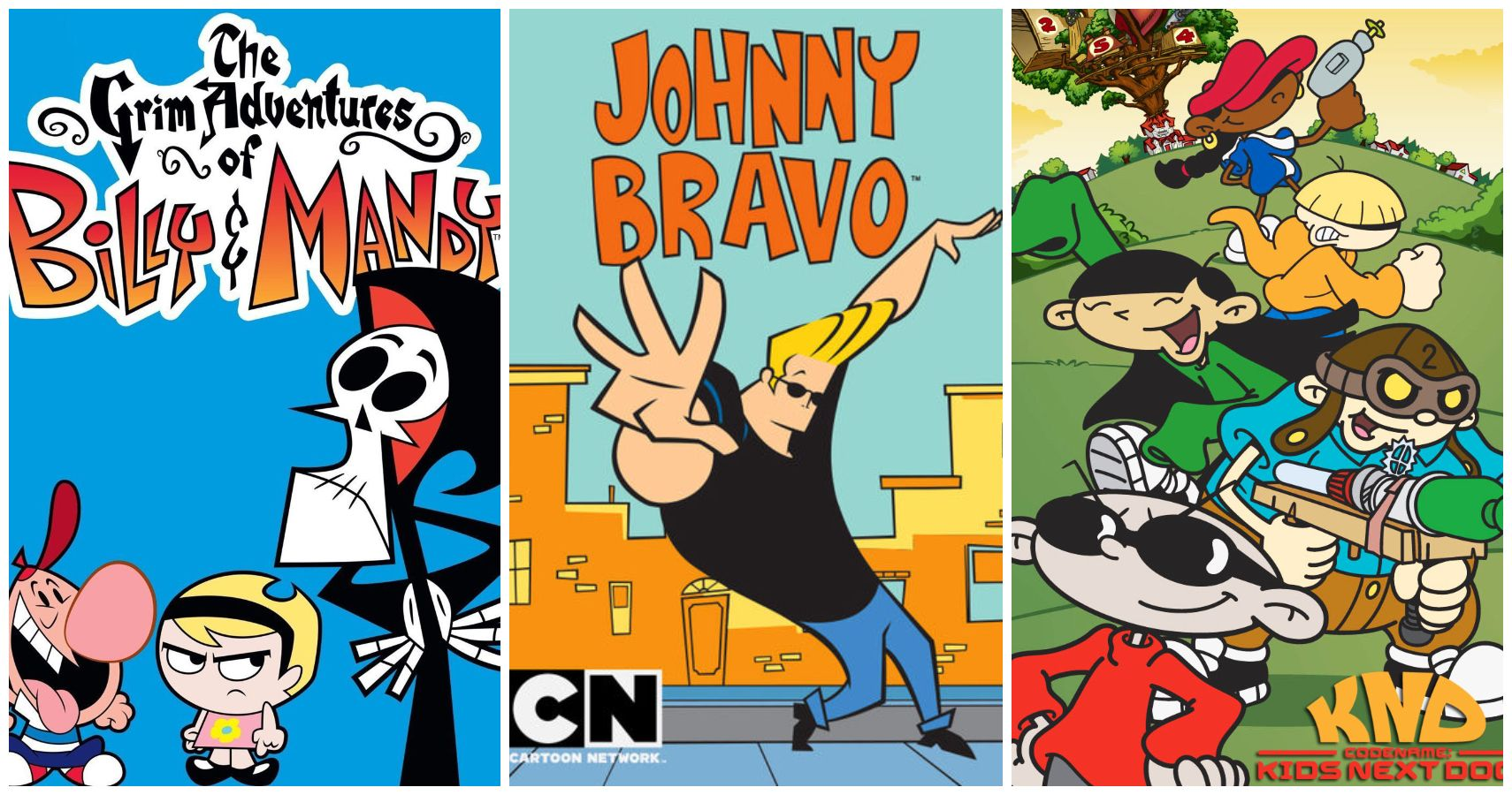 10 Best Cartoon Networks Shows From The 2000s Ranked According To Imdb