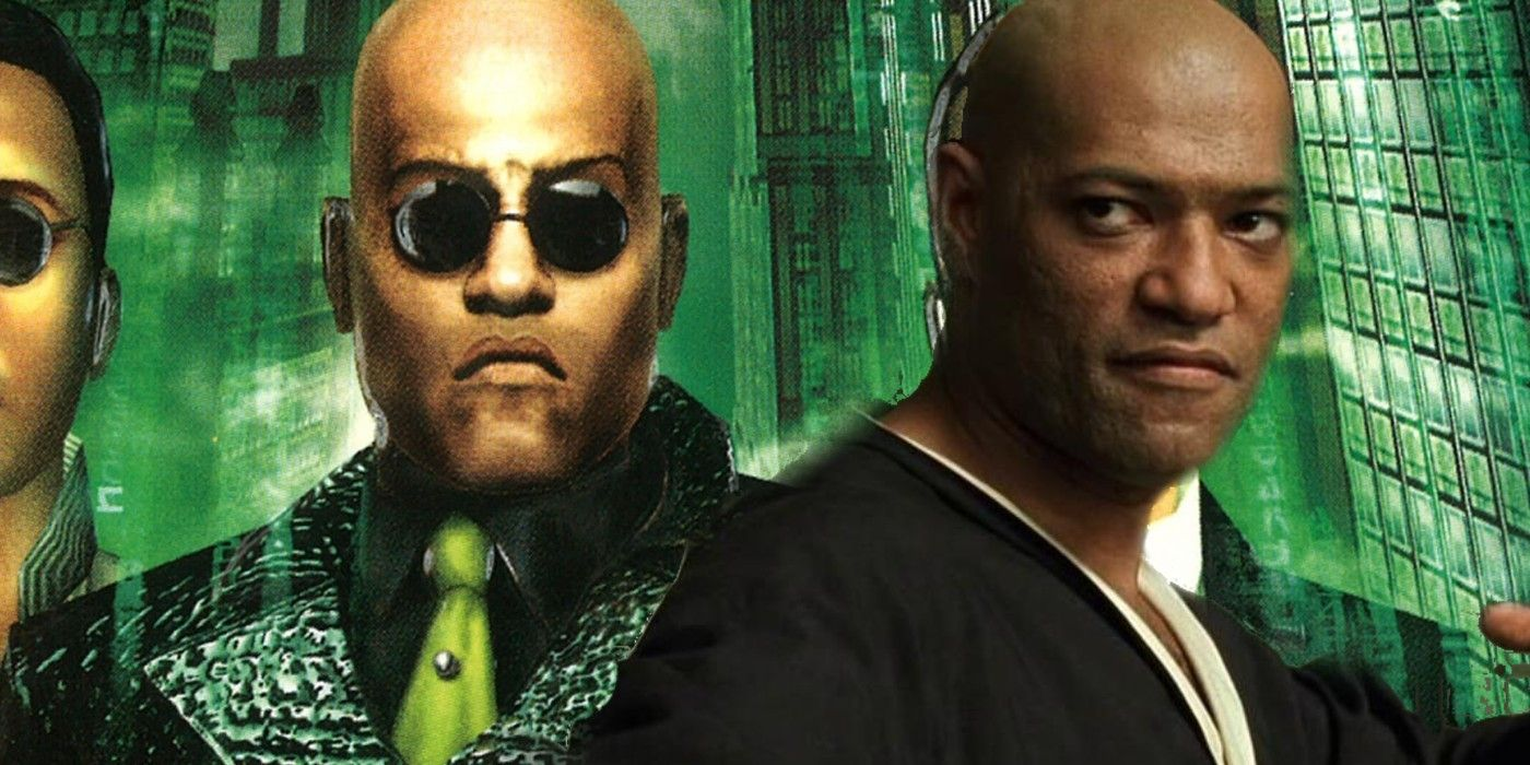 Matrix 4 May Have Already Explained Morpheus Recast | Screen Rant