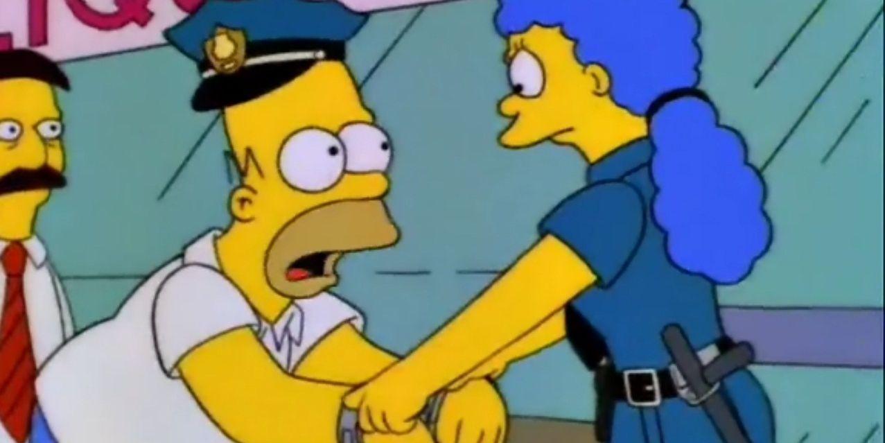 Os Simpsons: Por que Marge ficou cada vez pior 9