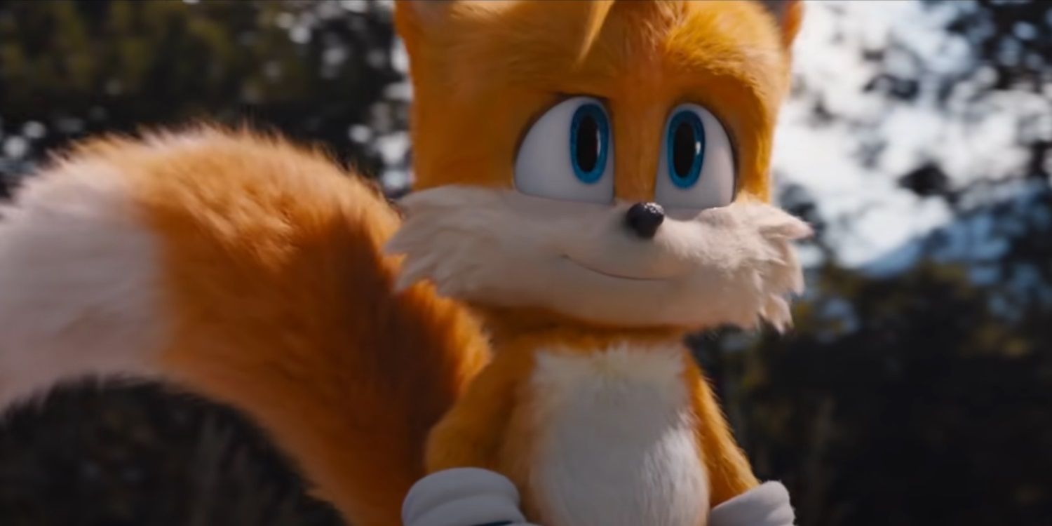 Sonic Movie Planned Tails Post Credits Scene Before Cgi Changes