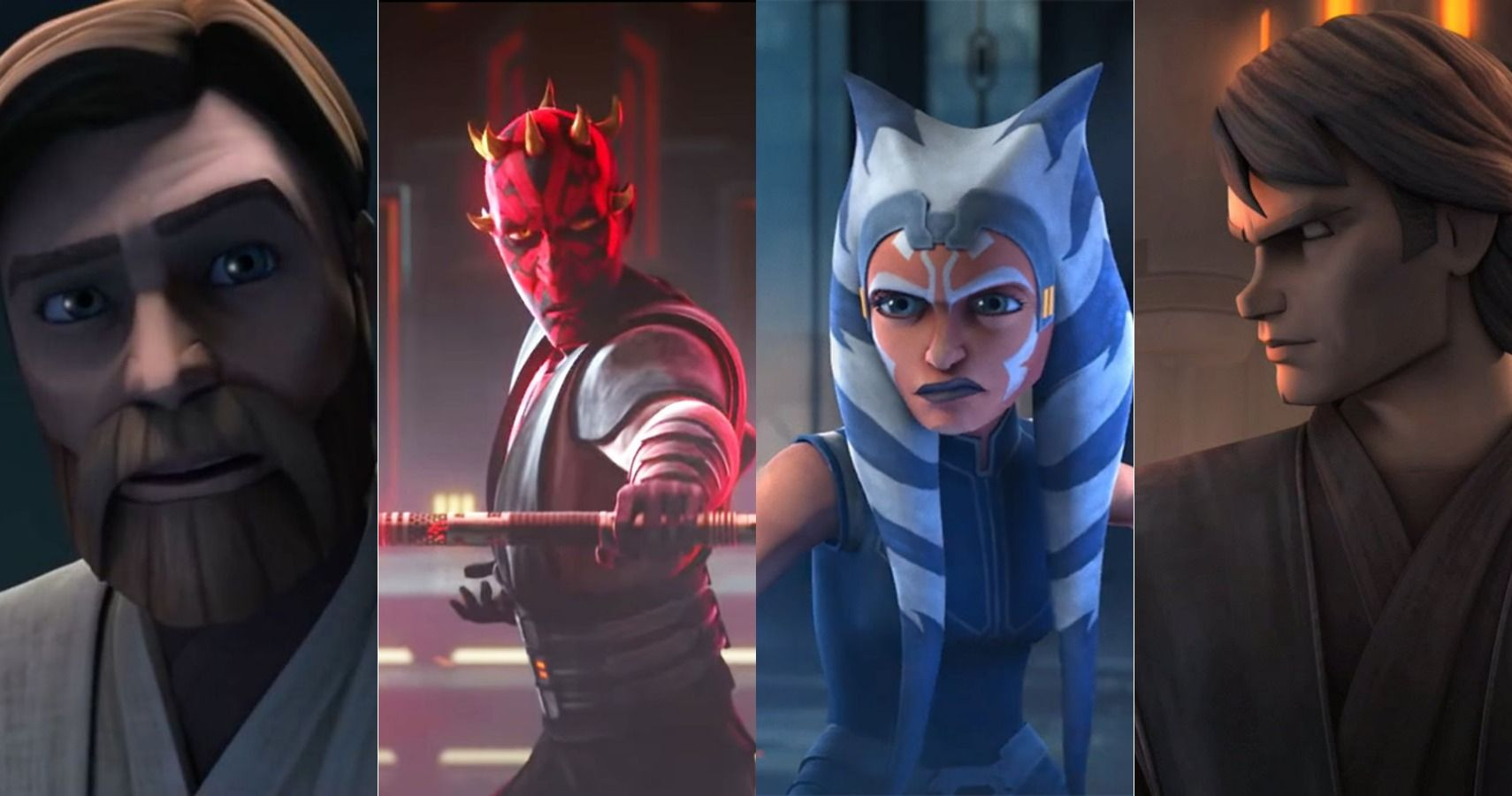which star wars clone wars character are you based on your