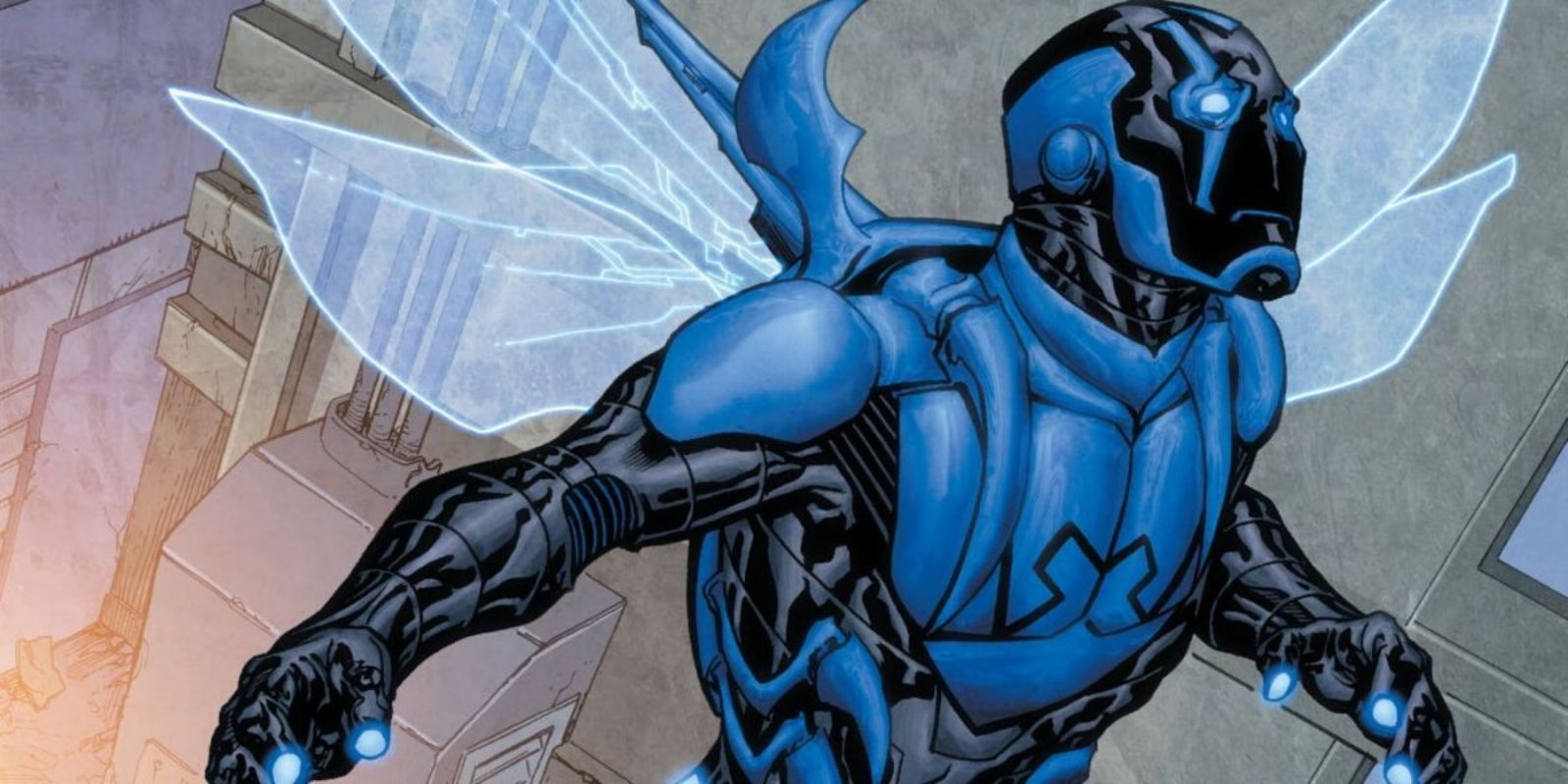 O Filme DC Blue Beetle será lançado na HBO Max. 1
