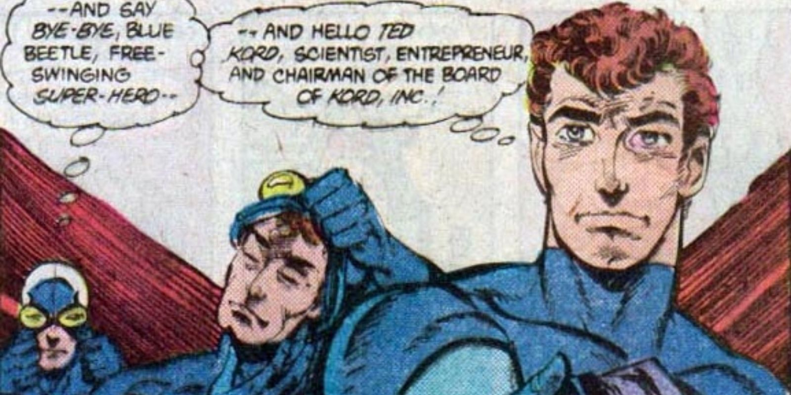 Ted Kord (Blue Beetle)