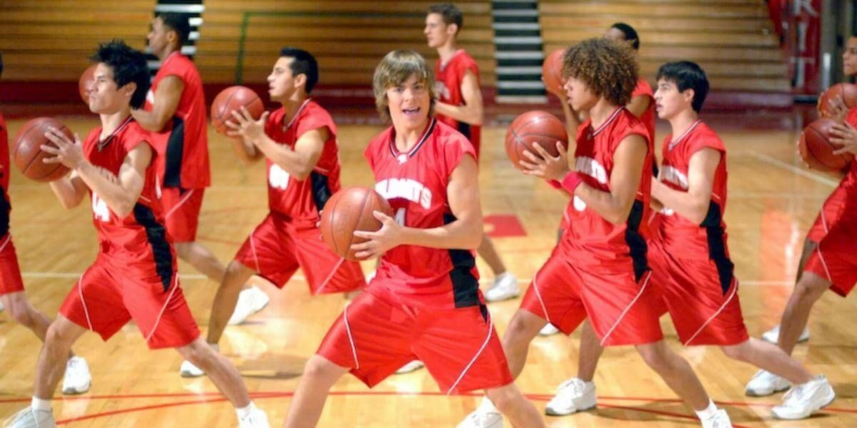 High school musical theory suggests two characters were gay and in a relationship