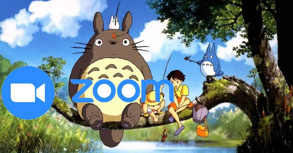 How To Add Official Studio Ghibli Backgrounds To Your Video Chats