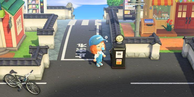 Animal Crossing New Horizons Island Entrance Design Tips