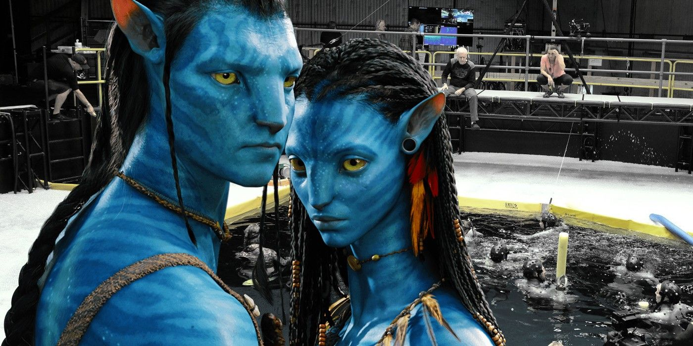 Avatar 2: Everything The Set Photos Reveal About James Cameron's Sequel