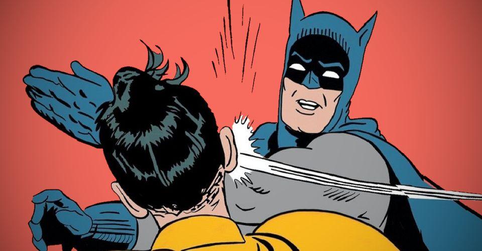 Why Did Batman Actually SLAP Robin, Anyway? | Screen Rant