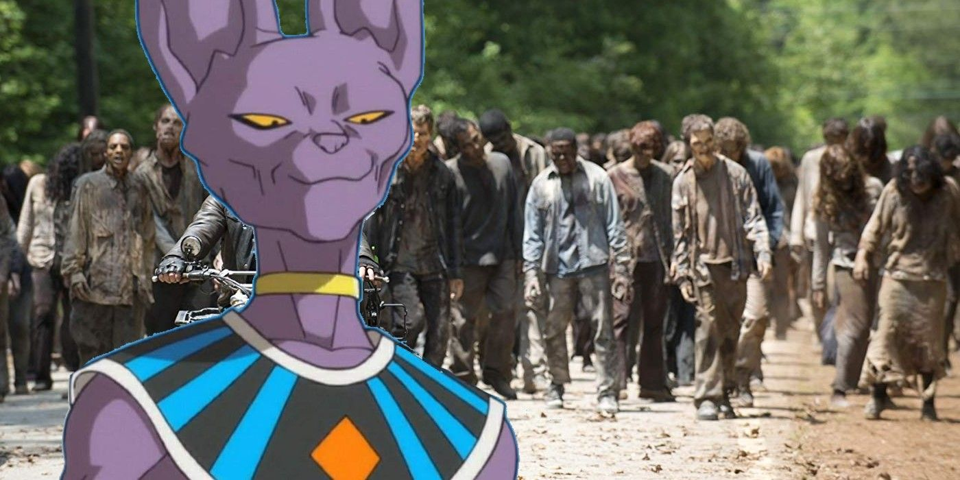 Dragon Ball Super Voice Actor Can Be Seen in The Walking Dead