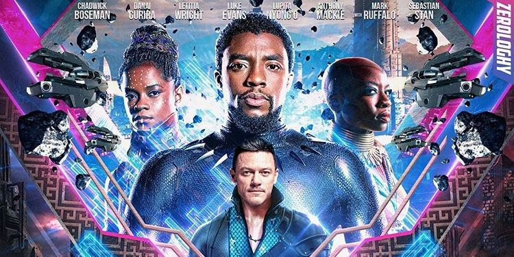 Black Panther 2 Fan Poster Casts Luke Evans As Namor