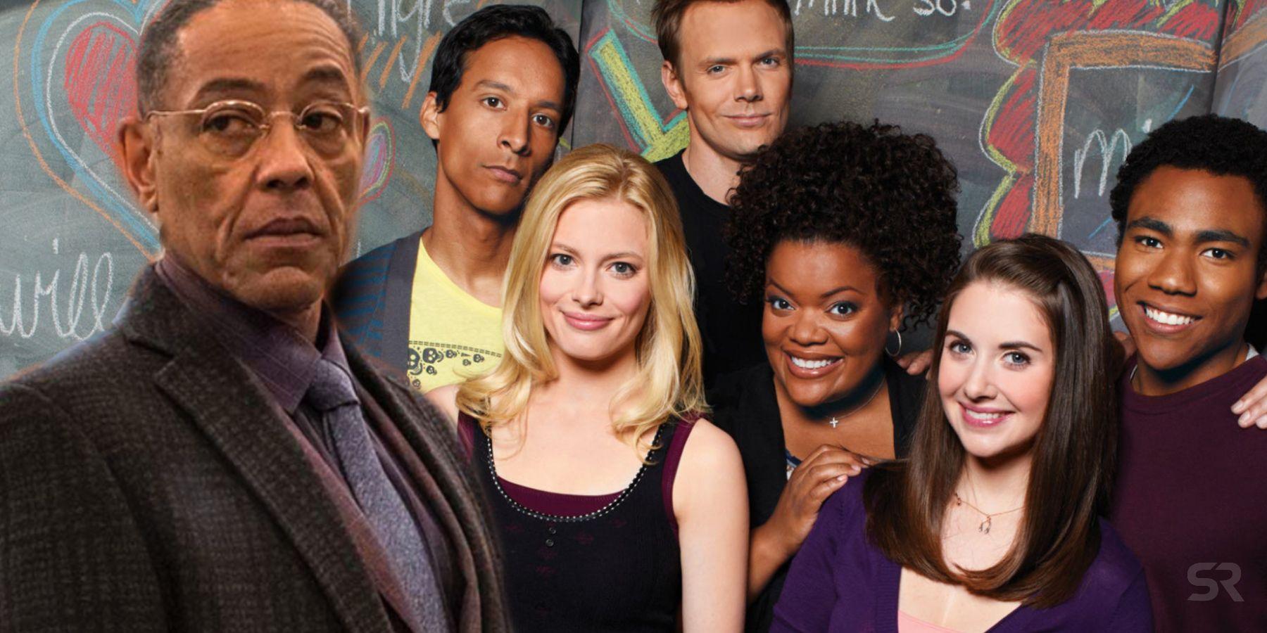Every Breaking Bad Actor In Community | Screen Rant