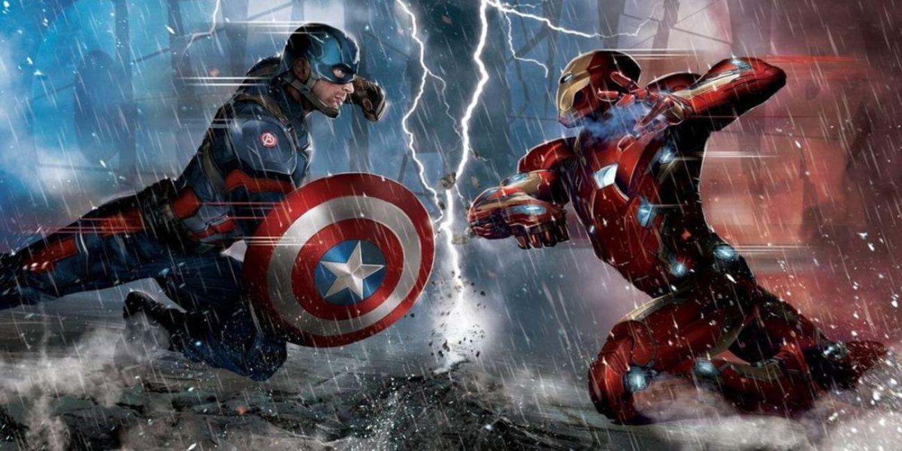 When Iron Man Turned Evil, Captain America KILLED Him