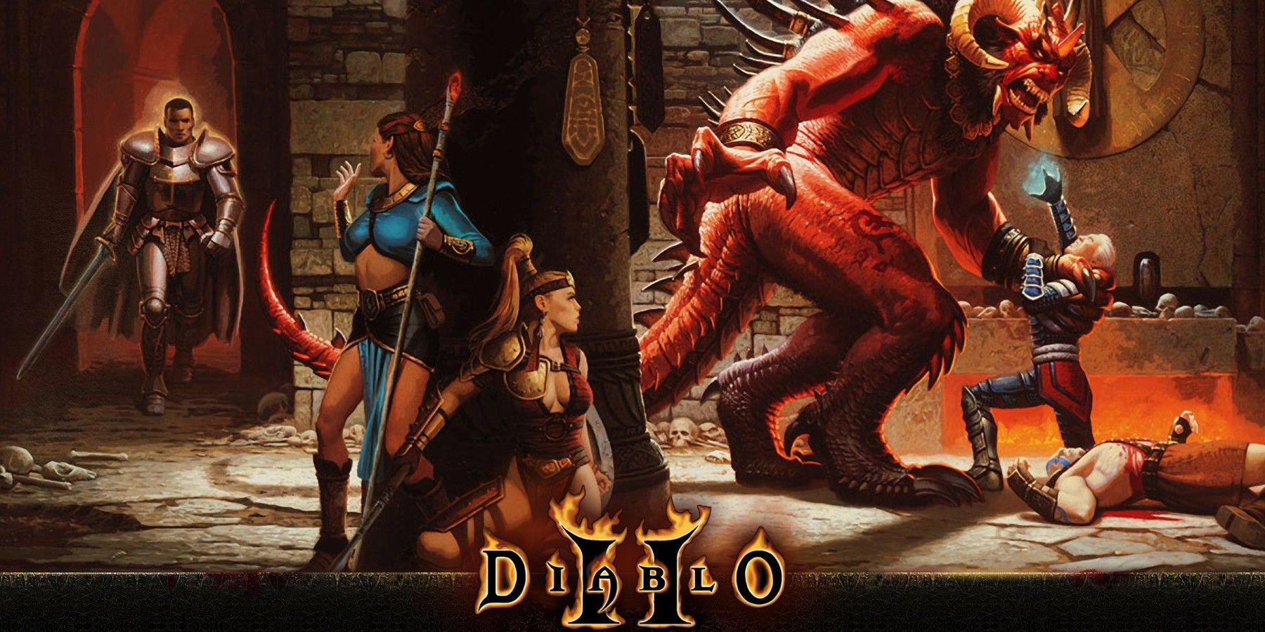 diablo 2 remaster reportedly leaked coming later this year