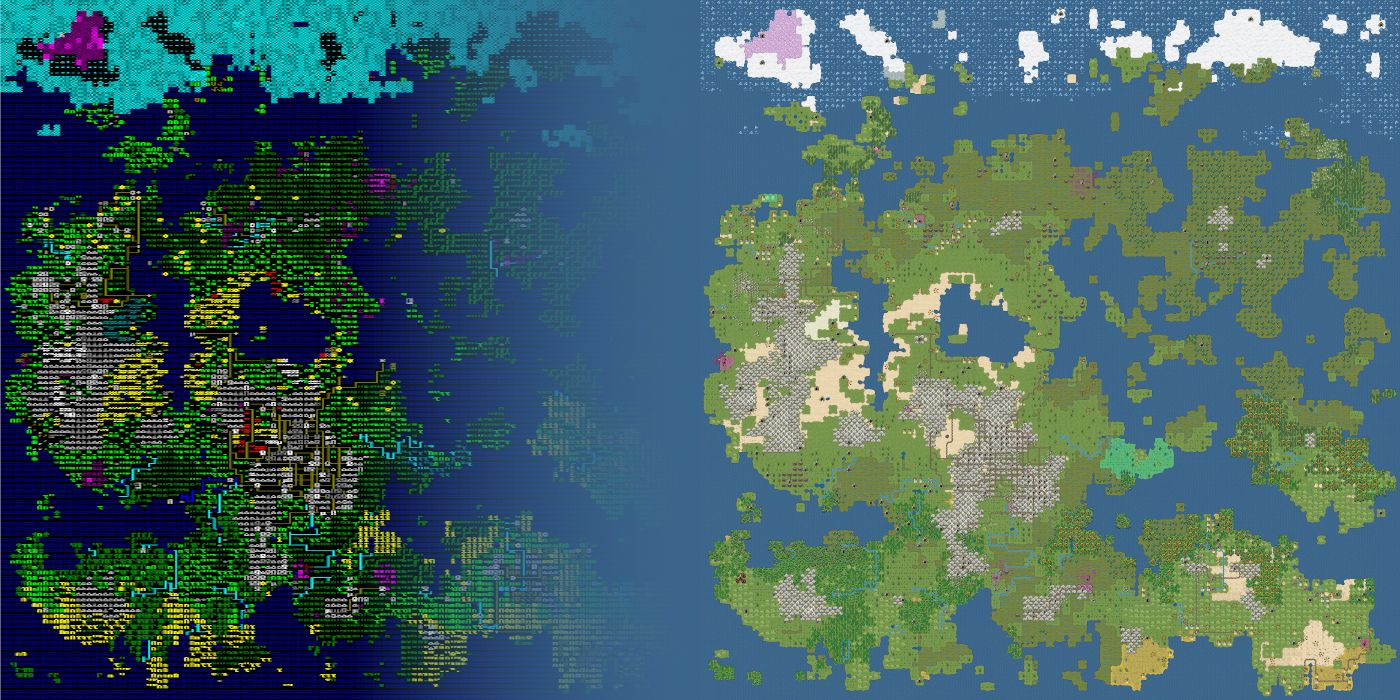 Dwarf Fortress Is Getting Non-ASCII Art and Looks So Much Better
