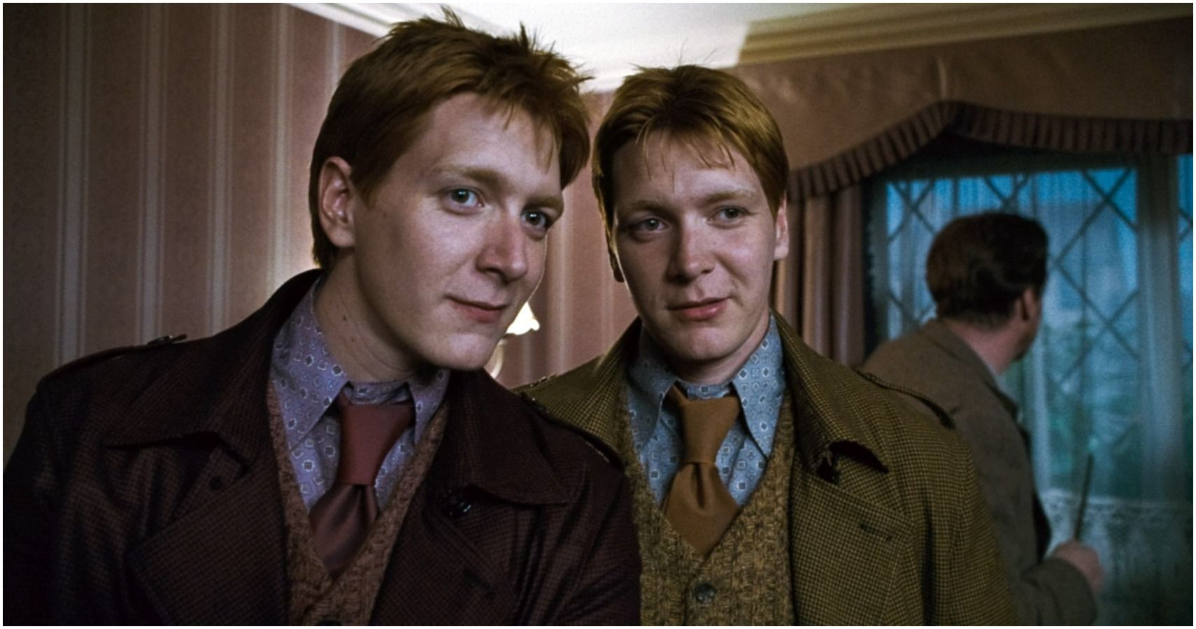 Harry Potter: 10 Things Only Book Fans Know About Fred And George Weasley