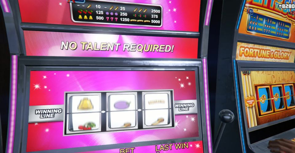 Best Slot Machine To Play In Gta 5 Online