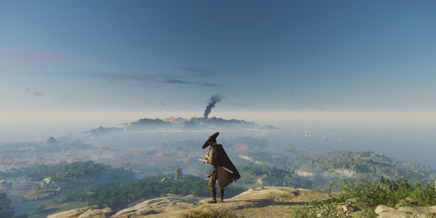 Ghost Of Tsushima Reveals Assassin's Creed-Style Design ...Ghost Of Tsushima