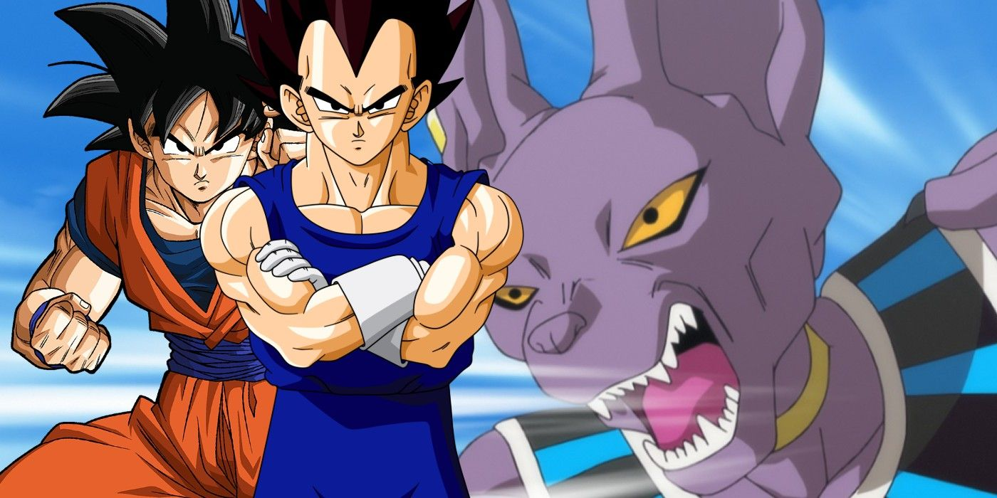 Dragon Ball Theory: Goku Or Vegeta Will Become A God Of Destruction