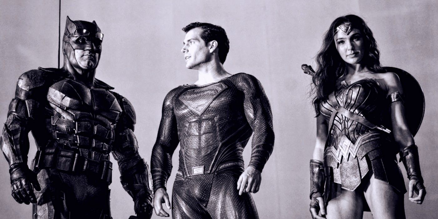 Justice League's Zack Snyder Cut Release Date Updates