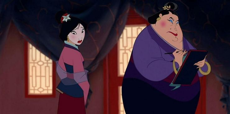 Mulan 10 Biggest Differences The Disney Movies Made To The Original Poem