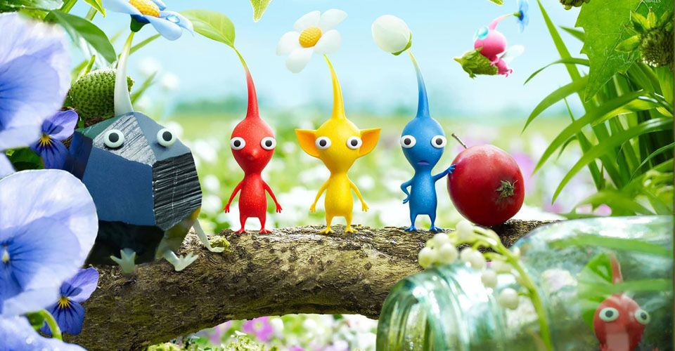 Rumor Pikmin 3 Deluxe Coming To Nintendo Switch Screen Rant Mimic News