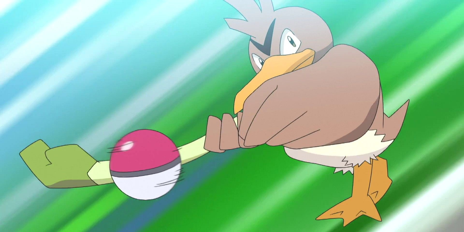 Pokemon: Farfetch'd Is Nearly Extinct Because It's a Popular Food