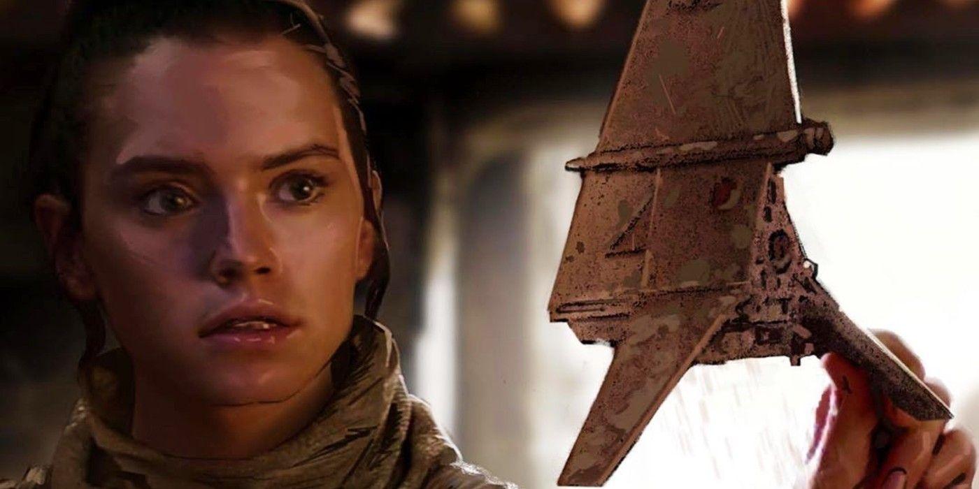 Obscure New Hope Easter Egg Revealed In Rise Of Skywalker Concept Art